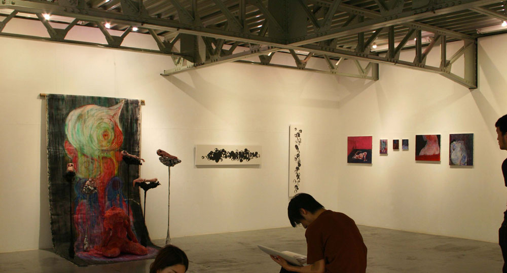 ON ONESELF Exhibition scenery